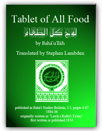 book tablet all food