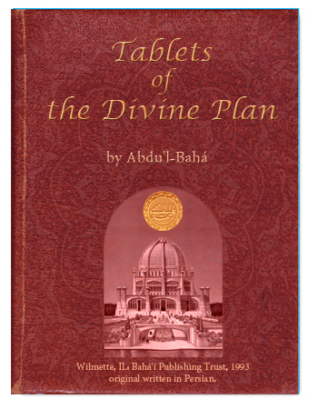 book tablets of the divine plan