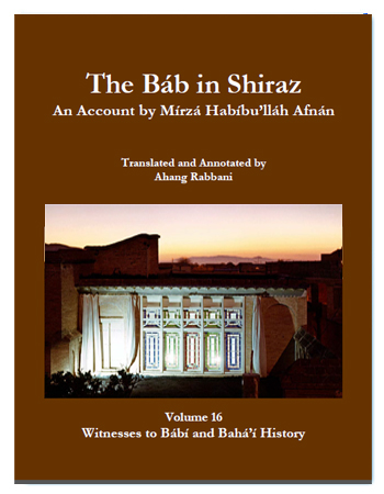 book the babi in shiraz