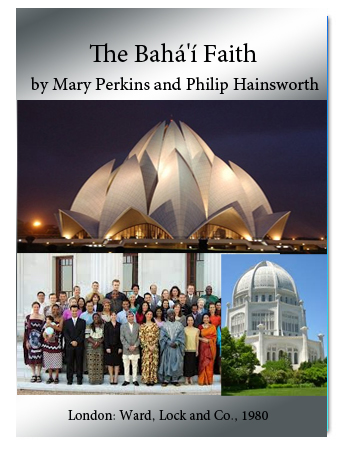 book the bahai faith1980