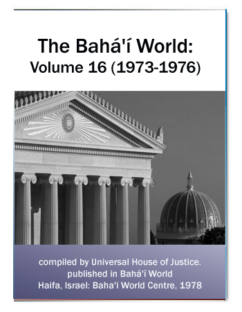 book the bahai world v16