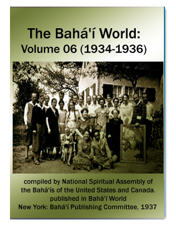 book the bahai world v6