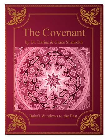 book the covenant by dariush