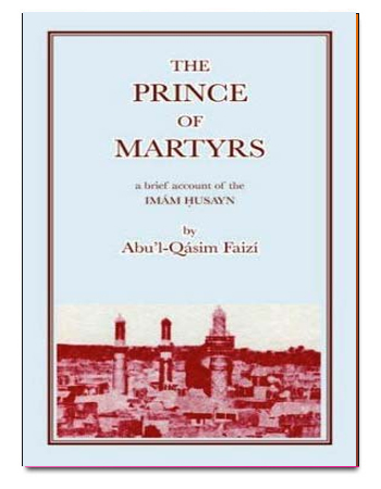 book the prince of martyrs