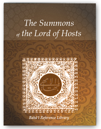book the summons lord of hosts
