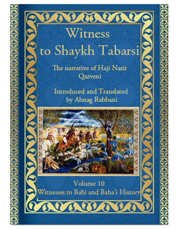 book witness to shaykh tabarsi