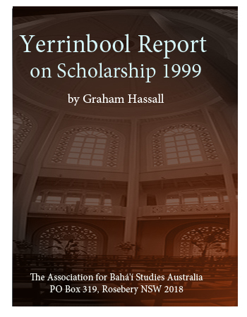 book yerrinbool report