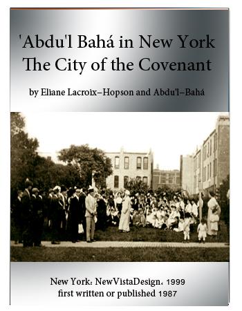 bookabdul baha newyork