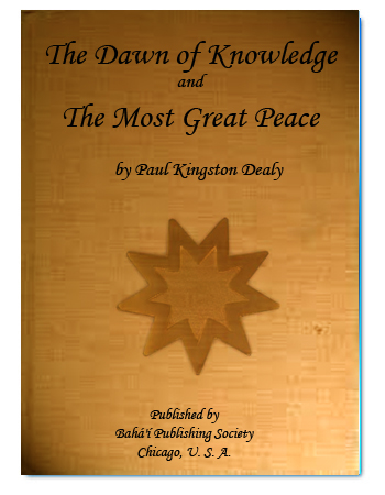 book dawn of knowlege