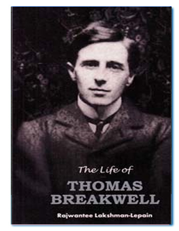 book life of thomas breakwell