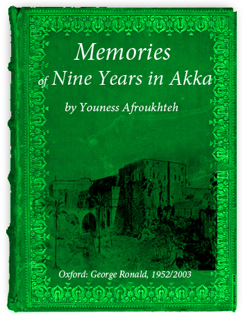 book memoirs of nine years in akka