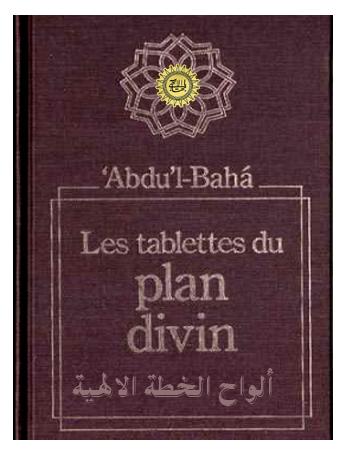 book plan divin fr