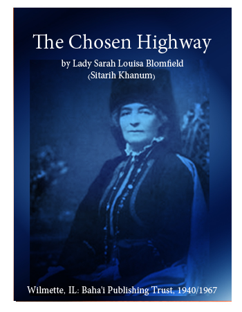book the chosen highway