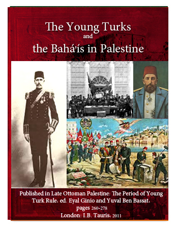book the young turks and baha'i