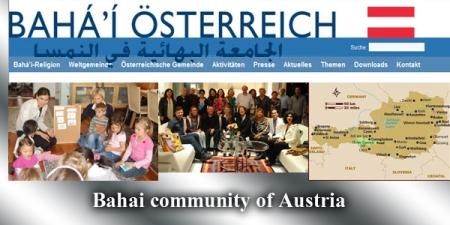 site bahai austria