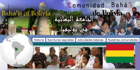 site bahai bolivia