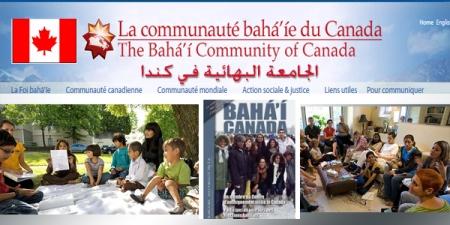 site bahai canada