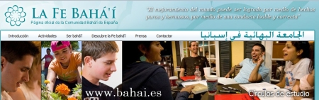 site bahai espagne