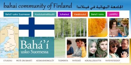 site bahai finland