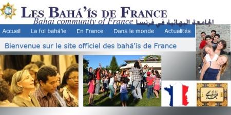 site bahai france