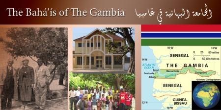 site bahai Gambia
