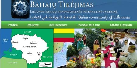 site bahai lethuania