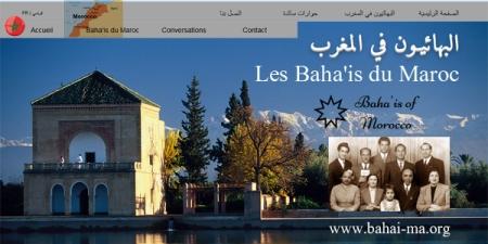site bahai maroc