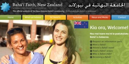 site bahai newzeland