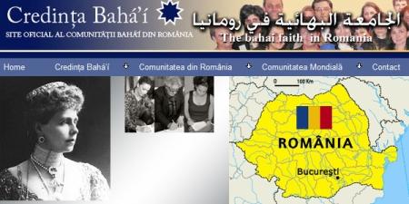 site bahai romania