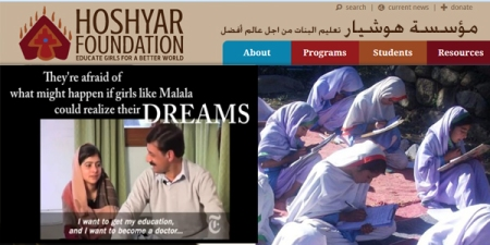 site hoshyar foundation