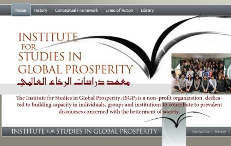 site institue global prosperity