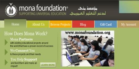 site mona foundation