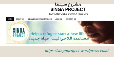 site singa projet