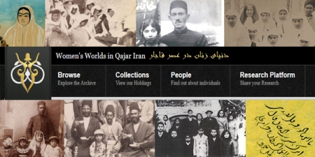 site women qajar