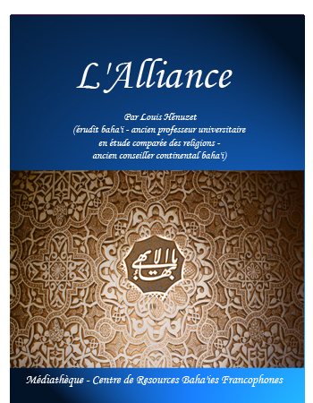 book aliance bahai fr