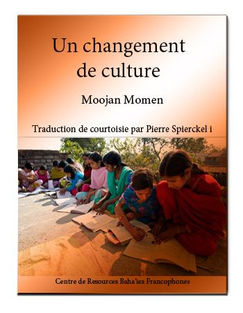 book changement de culture