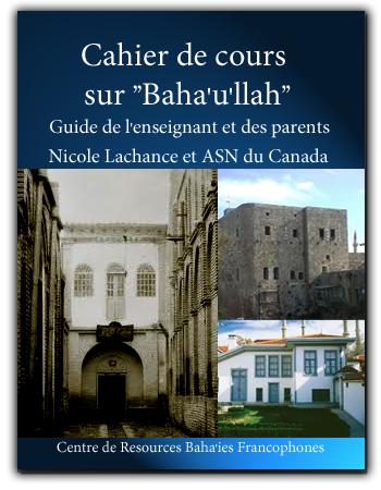 book cours cahier baha'ullah