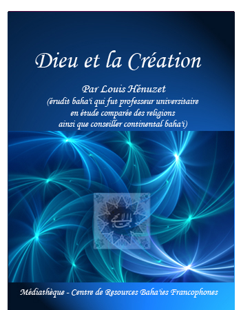 book dieu creation