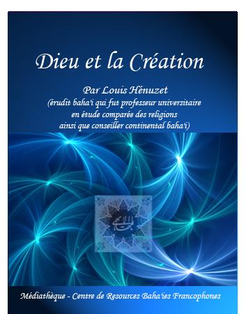 book dieu creation