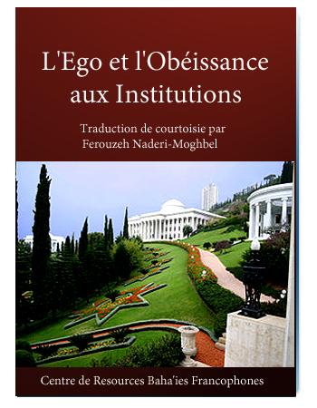 book ego et obéissance