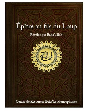 book epitre fils du loup