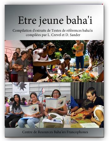 book ETRE JEUNE bahai FR