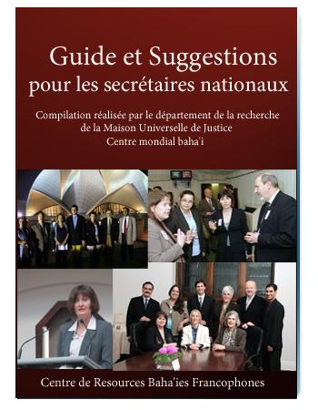 book Guide et suggestions secretaires fr