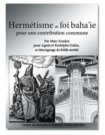 book hermetisme et foi baha'i