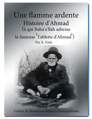 book histoire d'ahmed