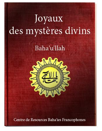 book Joyaux des mystères divins