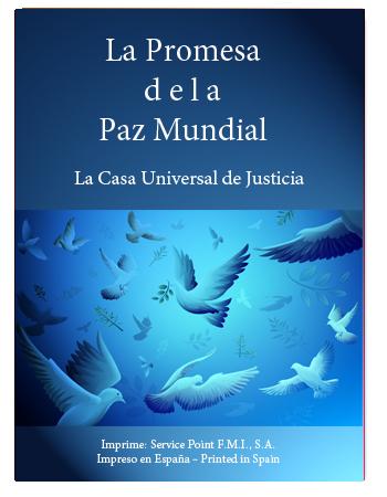 book la promesa paz mundial