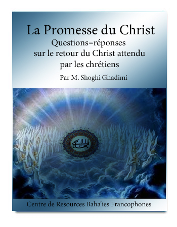 book la promesse du christ