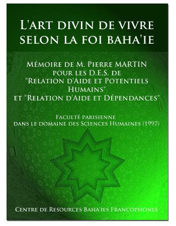 book l'art de vivre selon la foi baha'i fr