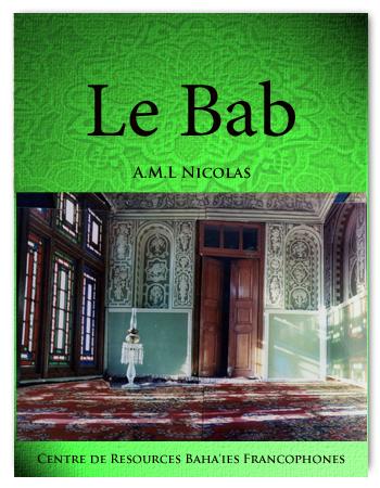 book le BAB fr